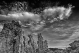 Tufa & Clouds