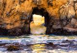 Pfeiffer Beach Sea Cave