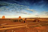 Navajo Hogan Houses