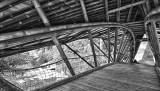 Bamboo Bridge Interior
