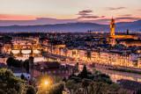 Night Lights Florence