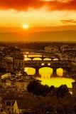 The Bridges at Sunset