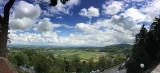 View from Montepulciano