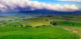 'Gladiator' landscape/ Agriturismo Terrapille