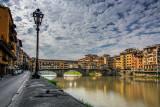 Arno River Walkway