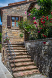 Traditional Tuscan Entry