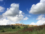 Pienza: Center of the Val d' Orcia
