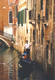 Gondola on the Canals