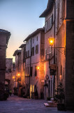 Tuscan Hill Towns Button-Up Early
