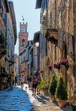 Exploring Pienzas Streets & Alley Ways