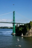Lions Gate Bridge & Prospect Point Lighthouse