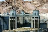 Intake Towers - Hoover Dam