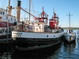 Fireboat Duwamish (1909 - in service till 1985)