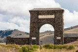 Roosevelt Arch - North Entrance