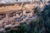 Cliff Palace And Tour Group