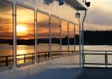 Evening Ferry Ride