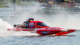 Lucas Drag Boats at Lakefest Marble Falls