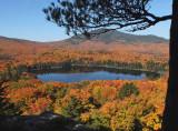 Big Moose Pond From Loop Trail  10-7-16-pf.jpg