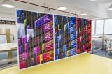 Tutti Frutti 150cm x 75cm - pre client delivery at Widerhall