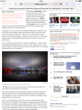 Photo of Clockenflap 2012 in Wall Street Journal Online
