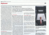 Portrait of German Consul General in Harbour Times 15 - Jan 2014