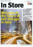 Cover of Self Storage Association Magazine