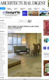 Fort Street Studio interiors in Architectural Digest, April 2014