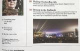Clockenflap - Sunday Morning Post, November 2013