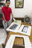 At the framers in Hanoi