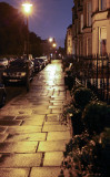 Late Night in Leith, Edinburgh