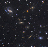 ABELLS805 Galaxy Cluster in Pavo