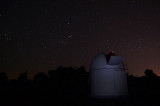 Orion rising over Wallaroo Observatory