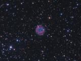 Planetary Globe in Vela - Wray 17-31