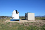 Terroux Observatory 2000ft ASL on a clear day