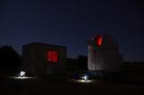 Terroux Observatory first night
