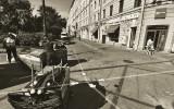 Street scene in St Petersburg