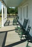 Prairie Home Porch