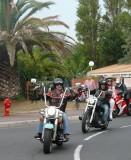 Départ des Brescoudos 2014 du Cap d'Agde