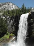N.L.T. Hiking Yosemite Nevada Fallls - 6/29/13