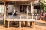 Metalwork community northwest of Phnom Penh