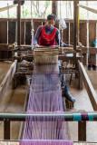 Silk factory southeast of Siem Reap