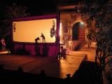 Puppet theater, Siem Reap