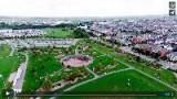 Quadcopter flight: Stepanek Park