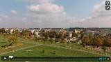 Quadcopter flight: Stepanek Park #2