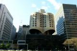 Prentice Women's Hospital,  Bertrand Goldberg, Northwestern University, Chicago