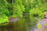 Wahkeena Creek, Benson State Recreation Area,  Columbia River Gorge National Scenic Area, Oregon