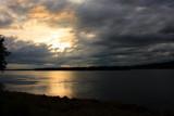 Sunset, Columbia River Gorge National Scenic Area, Oregon