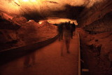 Ghost who walks, Historic tour, Mammoth Cave National Park, Kentucky