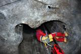 Exploring, Mammoth Cave National Park, Kentucky