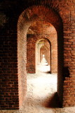 Casemates, Infinity, Dry Tortugas National Park, Florida